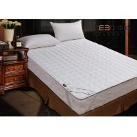 Polyester Outer Material Hotel Mattress Protector King Size With GTT / SASO