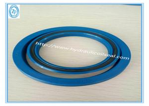China Blue 90-95 Shore A High Pressure Hydraulic Seals , SKF / MPI Hydraulic Pump Seal Kits on sale