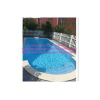 Swimming Pool Control System Above Ground Automatic Swimming Pool Cover Blue