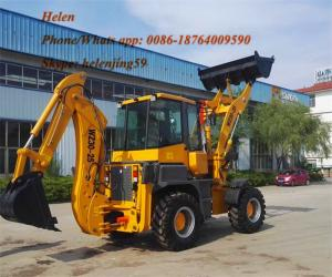 China WZ30-25 Mini Backhoe Loader Compact Loader Backhoe Articulated Backhoe Loader supplier