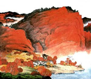 China Canvas art prints on sale
