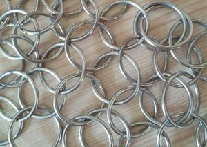China Stainless Steel Decorative Wire Mesh Max 4 Meter Width Easy Installation on sale