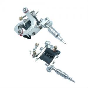 China Stainless Steel miniature / mini tattoo machine gun Manual on sale