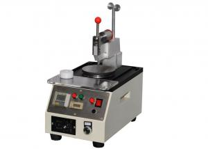 China Fiber Optic Polishing Machine for patch cord production facilities on sale