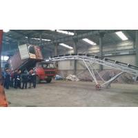 Conveyor belt loading PP Woven Container Liner Bag For seeds , oats , rice , fertilizer