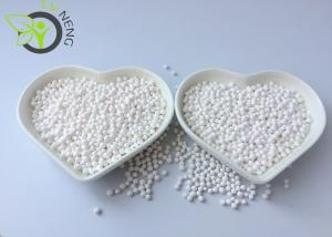 China Air Seperation Aluminum Oxide Desiccant Spherical High Crushing Strength on sale