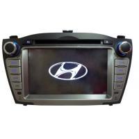 FM, AM 3G USB AMP 6 CDC, PIP, Steering Wheel Hyundai IX35 DVD Player For Vehile Series ST-8701