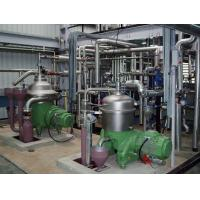 Big High Speed Centrifugal crude palm Oil Separator Machine ISO CE Certification