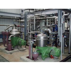 China Big And High Speed Centrifuge Crude Palm Oil Separator Processing on sale