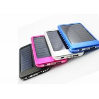 5000mAh Portable Solar Power Bank Rechargeable Batteries Charger Waterproof