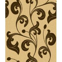 China Sound-Absorbin Art Deco Wallpaper , Non-woven 53cm x 10m/roll on sale