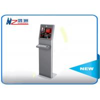 OEM ODM commercial use LED interactive information kiosk touch screen
