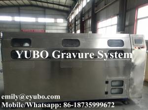 China Automatic ultrasonic cylinder ink washing machine  printing roller ink washing on sale
