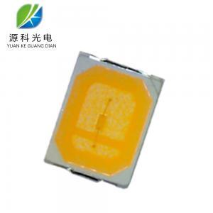China 3.0 - 3.4 V SMD 2835 LED Chip Long Lifespan Mix Pink Emitting Color on sale