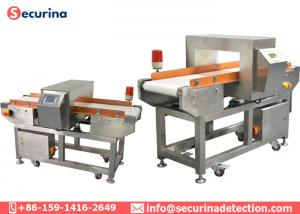 China High Accuracy Industrial Metal Detector Conveyor Auto Model For Foods Inspection on sale
