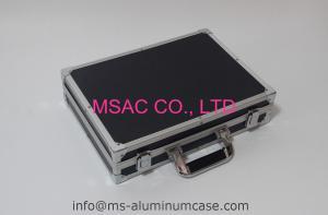 China Moistureproof Aluminum Briefcase Tool Box , Snooker Aluminium Storage Case on sale