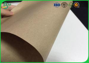 China 80gsm 150gsm Kraft Liner Board , 600 * 900mm Kraft Paper Sheets For Packaging Box on sale