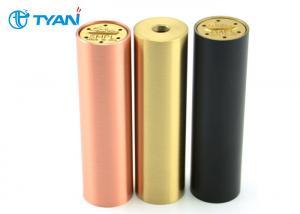 China Copper Telescopic Mechanical Mod 18650 Battery Gift Box SMPL Mod on sale