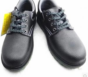 China Popular low cut Embossed leather  industrial safety shoes price safety work boots high neck safety boots on sale