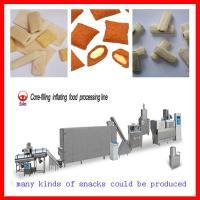 China snacks food making machine on sale