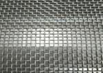 Heavy Stainless Steel Woven Wire Mesh / 18 Gauge Woven Wire Mesh