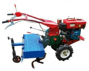 China Farm Walking Tractor / Hand Tractor with Rotary Tiller on sale