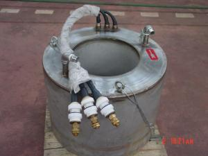 China Continuous Casting Electromagnetic Stirrer Customerized Adjustment Force on sale