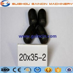 China casting iron grinding media balls, grinding mill steel cylpebs, grinding casting steel cylpebs on sale