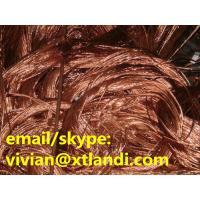 copper wire scrap cas 7440-50-8 purity:99 copper ingot mercury quicksilver china supplier email/skype:vivian@xtlandi.com
