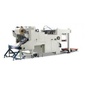 China Machine thermique automatique de stratification de film de PLC/machine lamineur de petit pain on sale