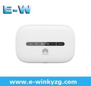 China 21.6mbps Unlocked Huawei E5330 3g wireless pocket wifi router - Factory price! on sale