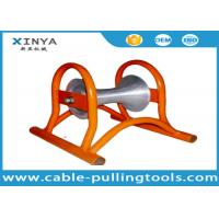 Aluminum Straight Line Cable Pulley Wheels Cable Roller Trech Roller for Releasing the Cable