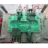 Car Air Conditioner Hot Runner System Injection Molding , PP / EPDM Plastic Injection Mould
