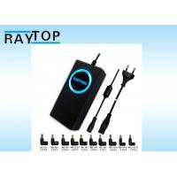 90w Notebook AC Adapter  Universal laptop adapter 90W manual voltage DC 15-24V  with USB port  5V 1A