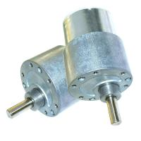 37mm Diameter 12V Brushed DC Electric Motor Sanitary Ware Customized Voltage Range