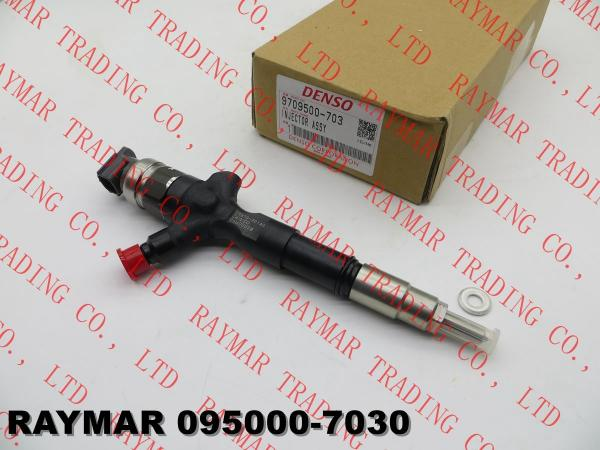 DENSO Genuine common rail injector 095000-7030, 095000-7031