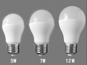 China E27 9W LED Bulb A70 high lumen >100lm/w lamp 3 years warranty on sale
