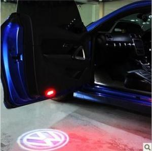 Led Auto 3d Logo Laser Light Special For Vw No Drilling Plug Play