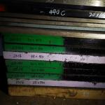 SKD11 Hot Forged / Rolled Tool Steel Flat Bar 1.2379 / X153crmo12 D2