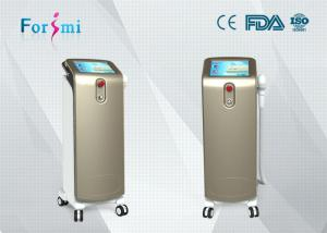 China Best seller high frequency and engery cooling gel laser hair removal machine for spa use on sale