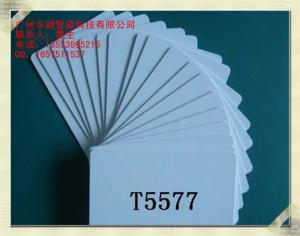 ATA5577 Contactless card,T5577 rfid card,125KHz smart card