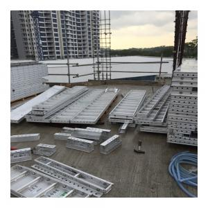 China Good Stability Customized Shapes And Anodized Aluminum Profile For Building Materials Construction,Formwork Aluminium on sale
