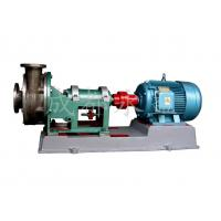 Corrosion Resistant Horizontal Single Stage Centrifugal Pump For Acid And Alkali
