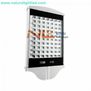 China 28W to 196W led street light IP65 bridgelux chip Meanwell power supply 3 years warranty on sale