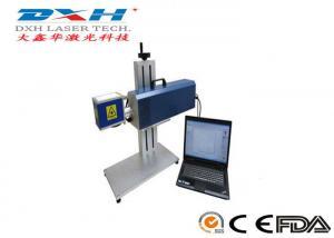 China Portable Diode Laser Marking Machine , Jeans Laser Engraving Machine 150KG on sale