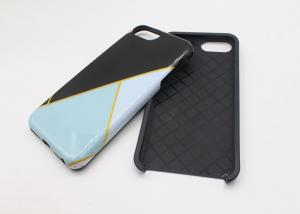 China TPU Plus PC Scratch Resistant Phone Case With Special IMD Printing on sale