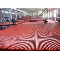 ASTM A53 Erw Welded Mild Steel Round Tube Non - Alloy , 2-12m Length