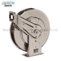 304 Stainless Steel Retractable Hose Reel