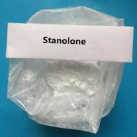 Androgen Drug Sex Enhancement Steroids White Crystalline Powder Stanolone Androstanolone