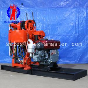 China 200 Meters Hydraulic  Hard Rock Drilling Rig Manufacturer For China on sale